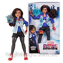 Кукла Мисс Америка Восход Marvel: Тайные воины America Chavez Marvel Rising Secret Warriors Hasbro
