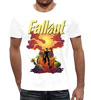 Футболка GeekLand Fallout Фаллаут пустыня FL.01.02