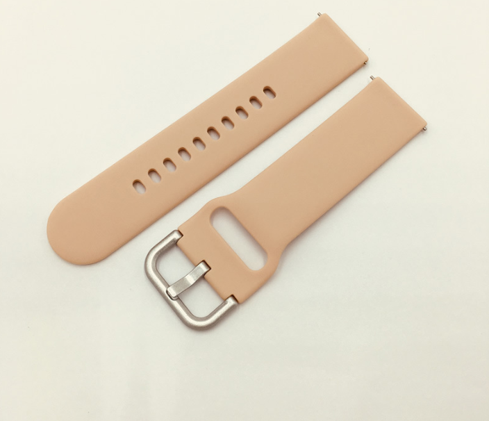 Ремешок Sport Style Active Youth Version для смарт-часов Xiaomi AMAZFIT Bip / 20 мм Beige (Бежевый)