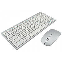 Клавиатура беспроводная и мышь keyboard 908, фото 1