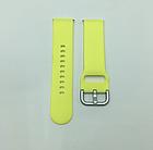 Ремешок Sport Style Active Youth Version для смарт-часов Xiaomi AMAZFIT Bip / 20 мм Yellow (Желтый), фото 2