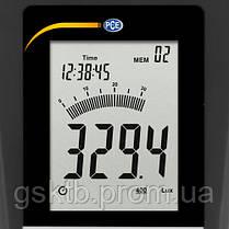 Люксметр с выносным датчиком и функцией регистрации PCE-174 (Германия), фото 2