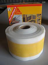 Герметизуюча стрічка полімер-каучукова для герметизації стиків і швів SikaSealTape-S 120 мм, 10м