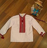 Рубашка вышиванка для мальчика