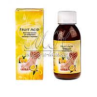 Фруктовая кислота (Fruit Acid) для необрезного маникюра и педикюра, 115мл