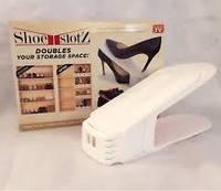 Подставка для обуви Shoe Slotz Space-Saving Storage Units, фото 1
