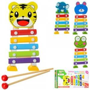 Деревянная игрушка Ксилофон , фото 2