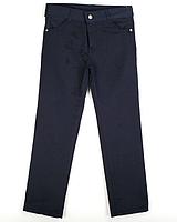 Школьные брюки на мальчика 6,7,8,9,10,11,12 лет Черные Турция