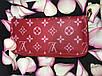 Кошелек портмоне Louis Vuitton реплика CLEMENCE red2, фото 7