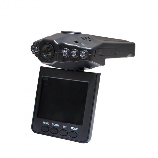 Видеорегистратор DVR 198 HD с ночной съемкой Черный (1905)