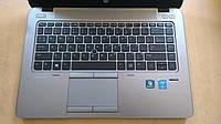 """Ноутбук HP 840 G2 i5-5300U/8Gb/500Gb/14"""" отличное состояние, фото 1"""