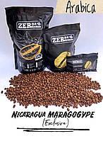 Арабика Никарагуа Марагоджип MARAGOGYPE . Кофе в зернах для кофейни, кафе, ресторана и дома. Свежая обжарка.