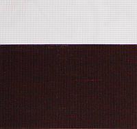 Рулонные шторы День-Ночь Ткань Каприз Z-110 Венге