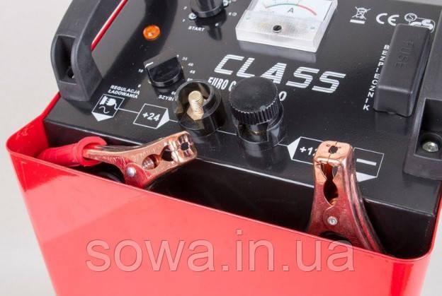 ✔️ Автомобільний зарядний, пуско зарядний Euro Craft CLASS650 650A