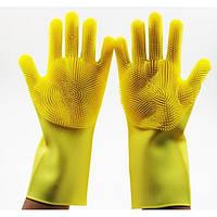 Перчатки для мытья Super Gloves №21 в пакете, фото 1