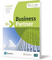 Business Partner B1+, Coursebook + MEL / Учебник английского языка