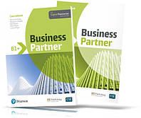 Business Partner B1+, Coursebook + Workbook / Учебник + Тетрадь английского языка