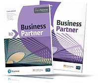 Business Partner B2, Coursebook + Workbook / Учебник + Тетрадь английского языка