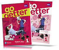 Go Getter 1, Student's Book + Workbook / Учебник + Тетрадь английского языка