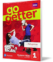 Go Getter 1 Student's Book + MEL / Учебник английского языка