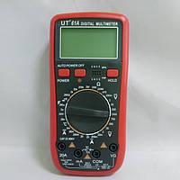 Цифровой Профессиональный мультиметр UT 61A тестер вольтметр + термопара, фото 1