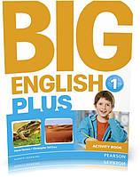 Big English Plus 1, Activity Book / Рабочая тетрадь английского языка