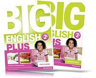 Big English Plus 2, Student's Book + Activity Book / Учебник + Тетрадь английского языка
