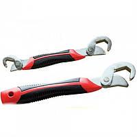 Универсальный ручной разводной гаечный ключ Snap'N Grip 2 ключа, фото 1