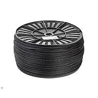 Шнур бытовой полипропиленовый 8 мм х 100 м (канат господарський плетений)