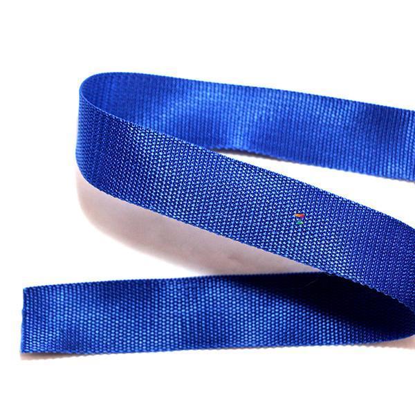 Тесьма цветная 30 мм (бухта 50 м) ЭЛЕКТРИК  Стропа сумочная ременная  Лента для рюкзаков  Стрічка ремінна