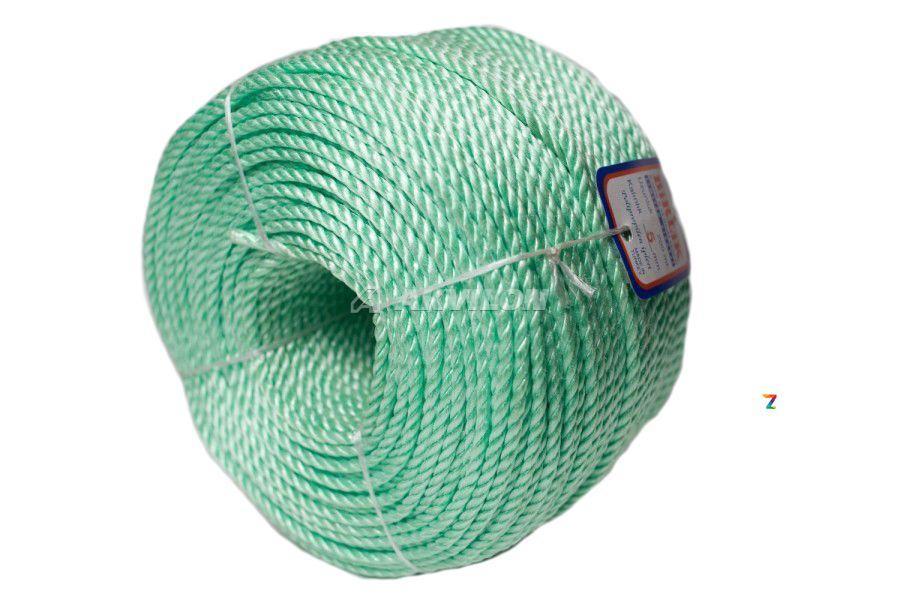 Веревка крученая Birlik 5мм/200м полипропиленовая Бирлик