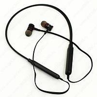 Беспроводные вакуумные Bluetooth наушники AWEI G10BL, фото 1