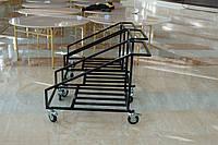 Тележка для складных столов (1500х750) мм.