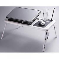 Подставка для ноутбука кулер ColerPad E-Table LD09, фото 1