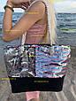 Сумка женская Sequins Gradient Пайетки, фото 2