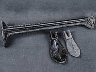 Лапа сапожная (2 насадки), фото 1