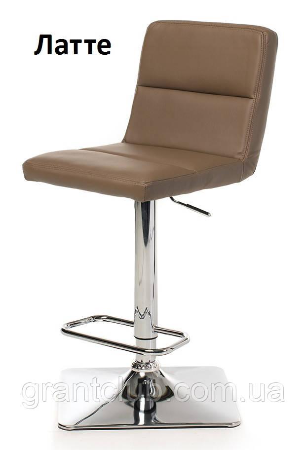 Барный стул B-109 латте искусственная кожа Vetro Mebel