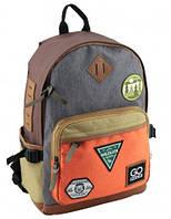 Рюкзак школьный молодежный GoPack GO19-135L-2