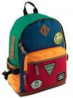 Рюкзак школьный молодежный GoPack GO19-135L-3