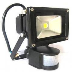 Светодиодный прожектор LED VOLGA -S 10W 6K 220V