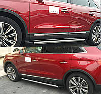 Lincoln MCX Боковые подножки ОЕМ V1