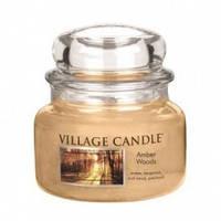 Свеча Village Candle Янтарные Деревья 315г время горения до 55 часов, КОД: 1089333