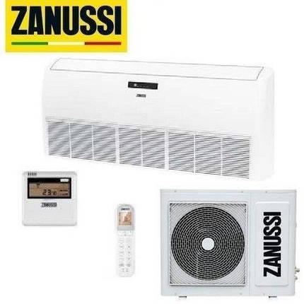 Кондиционер- Zanussi Напольно-потолочные (-15°C) ZACU-48 H/ICE/FI/N1, фото 2