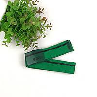 Ремень Пояс Vans полоска  - Зеленый 105 см