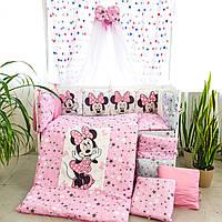 Комплект постельного белья Минни 4, фото 1