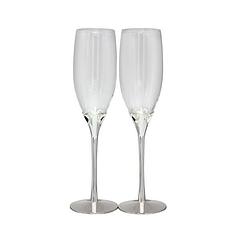 Набор фужера Wedding Hearts для шампанского 220мл 2 шт ST-7047-15psg, КОД: 171439