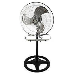 Напольный вентилятор Domotec MS-1622 60W 200685, КОД: 1083604