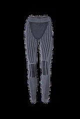 Термоштаны женские Haster Alpaca Wool XS Черные, КОД: 124833