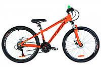 "Велосипед 26"" Optimabikes MOTION AM 14G DD Al 2019 (оранжевый )"