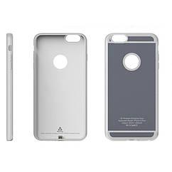Чехол со встроенным ресивером для iPphone 6 6S Ytech Black-white, КОД: 134040